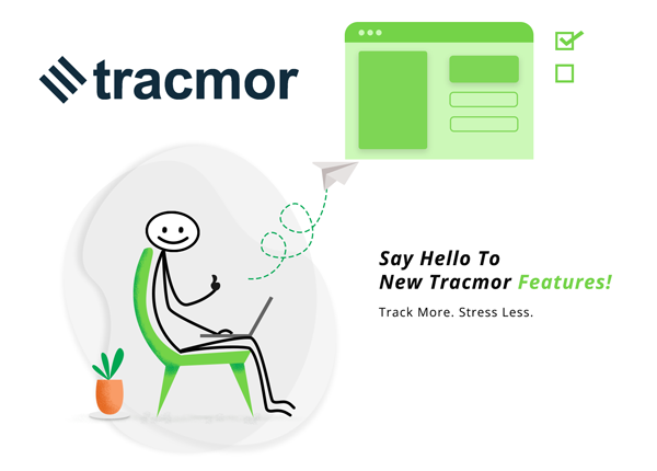 new feature list tracmor