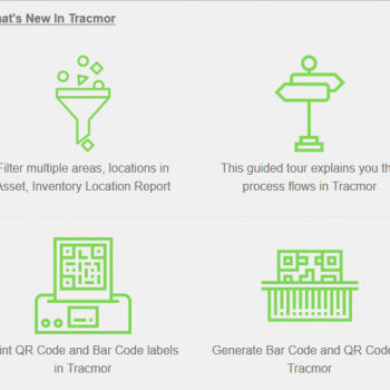 New Features in tracmor